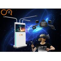 800W Virtual Reality Simulator Battle Shooting Game For Shopping Mall Manufactures