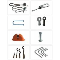 galvanized steel wire rope stainless sling pressed fitting