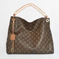 China Wholesale New hotest authentic ladies handbags women  designer real Leather L-V designed on sale