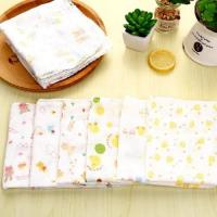China Face Pure Cotton Handkerchiefs Soft Customized Size For Sensitive Skin on sale