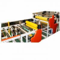 China High Output Gypsum Board Lamination Machine For PVC Ceiling Tiles on sale