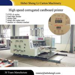 High Speed Carton Box Printing Machine , Digital Flexo Printing Machine Manufactures
