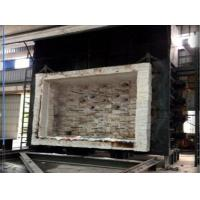 ASTM E119 ISO 834 Flammability Testing Equipment Large Scale Vertical Manufactures