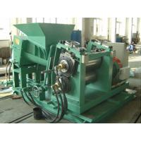 Double conical screw extruding sheeter Manufactures