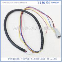PVC Internal Machine Cable For Vehicle Internal To Internal Spiral Cable Manufactures