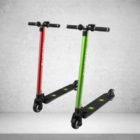 Quality 8.8Ah light weight folding motorized scooter for adults , Comfortable riding for sale