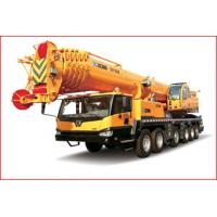 Lifting 35000KG/35T Truck Telescoping Boom Crane 320HP Engine Manufactures