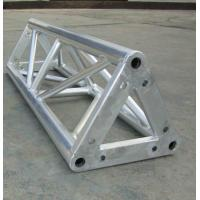 Silver Aluminum Triangle Truss , Durable Roof Truss For Speaker Manufactures