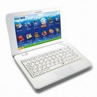 China Kid's Laptop with 400MHz Frequency and 800 x 480 Pixels Resolution on sale