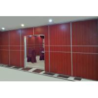 Quality Artistic Fire Resistant Movable Sliding Partition Walls For Banquet Hall for sale