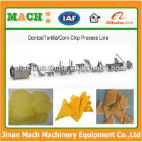 hot selling high quality corn tortilla chips making machine Manufactures