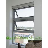 Quality Powder Coating White Color Aluminum Alloy Awning window for Villas for sale