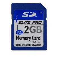Quality 2GB SD Memory Card for sale