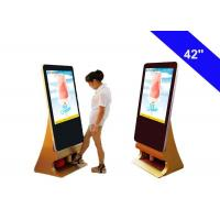 Shoes Polish Commercial LCD Display Kiosk Totem Indoor Advertising Digital Signage Manufactures