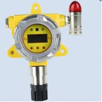 Auto industrial carbon monoxide gas detector with alarm strobe lights and RS485 signal out Manufactures