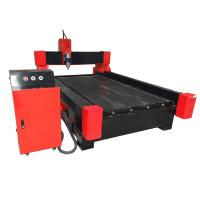Quality 1300*1800mm Heavy Duty Stone CNC Router with Rotary Axis for sale