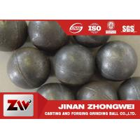 Good Wear Resisitance Grinding Steel Balls Manufactures