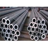 Cold Rolled Seamless Steel Pipe Tube With Galvanized Coating High Efficency Manufactures