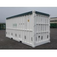 Special Open Top Shipping Container Custom Color High Steel Easy Operation for sale
