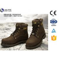 ESD PPE Safety Shoes Construction Work With Metatarsal Protection USA Military Manufactures
