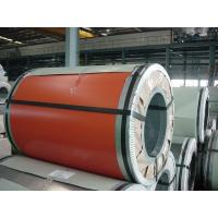 Special Color Coated Prepainting Steel Coil With Excellent Anti-corrosion Performance Manufactures