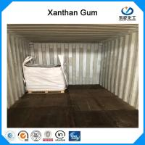 China E415/USP White or Light Yellow powder 80 mesh and 200 mesh XC Polymer Food Grade on sale