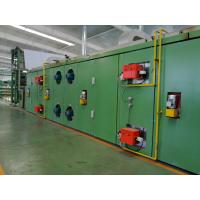 Conduction Oil Heating Artificial Grass Machine Hot - Air Circulation Oven Manufactures