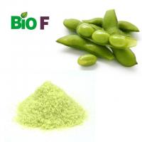 Light Green Protein Soybean Powder 40% Isoflavones Natural Food Additives For Pigment Manufactures
