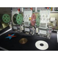 Tai Sang Embro platinum model 603 (good quality   high speed 1200 RPM computerized embroidery machine 3 heads 6 needles) Manufactures