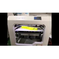 Digital Printing High Temperature 3D Printer With Large Color Touch Screen Manufactures