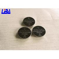 Standard CR2032 240mAh Lithium Button Batteries For Watch Electric Toys Manufactures