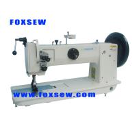 Long Arm Extra Heavy Duty Unison Feed Lockstitch Sewing Machine Manufactures