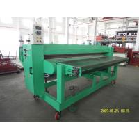 Non woven Fabric Carpet Cutting Machine Customized Nominal width 100 - 300 cm