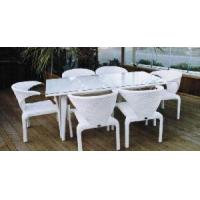 Rattan Furniture Chair&Table (YE-5163) Manufactures