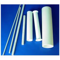 OEM / ODM Wearability Smoothness 95% AL2O3 / Alumina Ceramic Tubes Ra 0.4 Surface Finish Manufactures