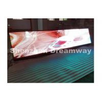 Epistar MBI5024 IC Outdoor LED Signs PH 10 Full Color For Advertising Manufactures