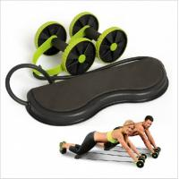 2017 hot sell  fitness New Fashion Design Revoflex Xtreme Abdominal Slimming Tandem Rally Resistance Exerciser  abdomen Manufactures
