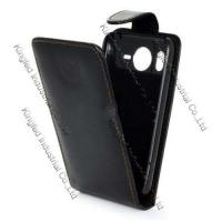 China Flip Leather Skin Case Cover For  HTC DESIRE HD on sale