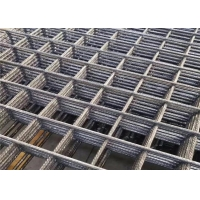 China Concrete Reinforcing Stainless Steel 2x4 Welded Wire Mesh Rolls on sale