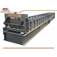 Galvanized Sheet Metal Forming Equipment Durable 8~15m/Min Speed ISO Standard Manufactures