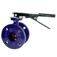 Triple eccentric flange butterfly valve on hot sale Manufactures