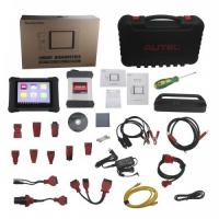 China Autel MaxiSys Elite with Wifi/Bluetooth OBD Full Diagnostic Scanner with J2534 ECU Programming 2 Years Free Upd on sale