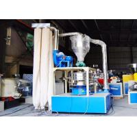 Energy Saved Waste Grinder Machine , Heavy Duty Plastic Scrap Grinder Machine No Dust Manufactures