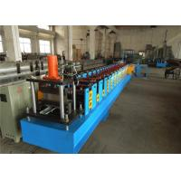 Cable Tray Manufacturing Machine PLC Control 28 Forming Stations 6 - 8m Every Min Manufactures