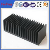 Hot! 6000 series aluminum extrusion heatsink manufacturers, aluminum heat sink extrusion Manufactures