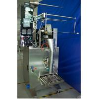 CE Approved Semi Auto Desiccant VFFS Packing Machine With Chain Bucket Manufactures