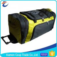 Durable 2 Wheels Travel Trolley Bags / Sky Travel Bags Customized Design Manufactures