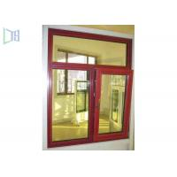 Quality Sizes Customized Aluminium Tilt And Turn Windows With Insulation System for sale