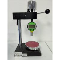 Vulcanized Rubber and Plastic Hardness Instrument Shore A Hardness Tester Manufactures