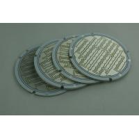 0.5 OZ / 2 Oz / 3.0 OZ Round Electronic PCB Boards with Aluminum / Copper / Iron Alloy Base Manufactures
